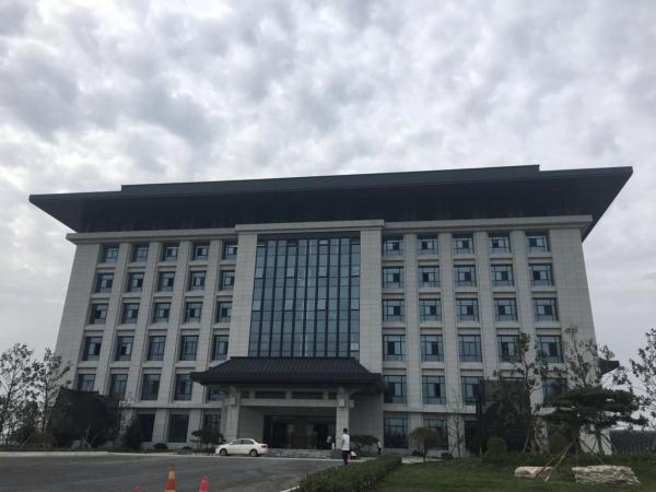 咸阳市北塬新城管委会