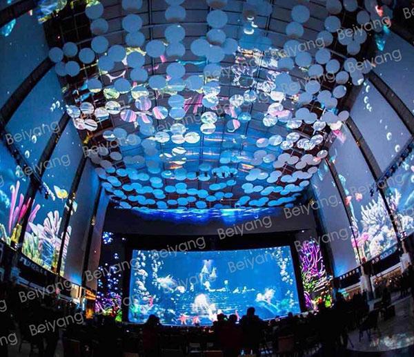 北洋玻纤天花板