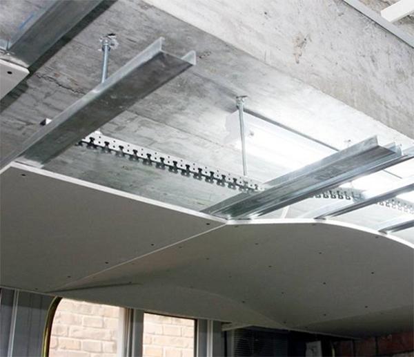 龙牌弧形吊顶系统