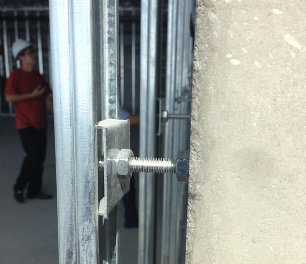 龙牌零空间贴面墙系统